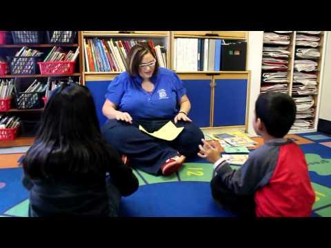 Little Mud Puddles Learning Center Fremont CA - Hooked on Phonics Program Miss Amber