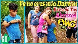 DARWIN EXTRAÑO TUS ABRAZOS - Una Tarde Llena Se Sorpresas Parte 5 El Salvador Go