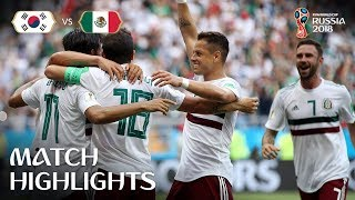 Korea Republic v Mexico - 2018 FIFA World Cup Russia™ - Match 28