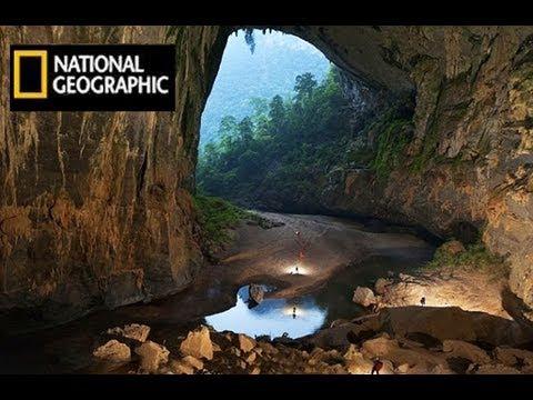 Самая большая пещера в мире / The World's Biggest Cave.  National Geographic