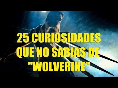 Datos Curiosos: 25 Curiosidades Que No Sabias de Wolverine