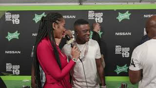 BET Hip-Hop Awards 2019: Bri Renee & Boosie