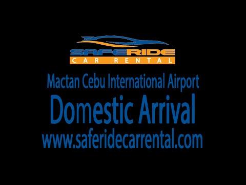 Mactan Cebu International Airport (MCIA) Arrival Area Guide - Domestic