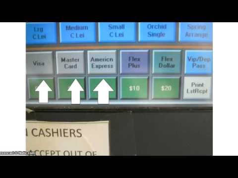 Cashier Training Youtube
