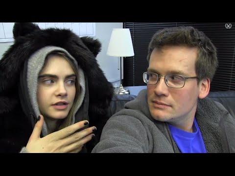 Question Tuesday with Cara Delevingne of Paper Towns
