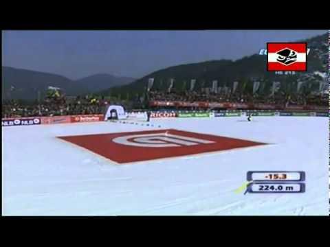 Noriaki Kasai  224m Planica Rekord Japonii