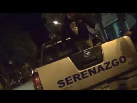 SERENAZGO CAJAMARCA - Robo de celular/Accidente/ 16-10-14