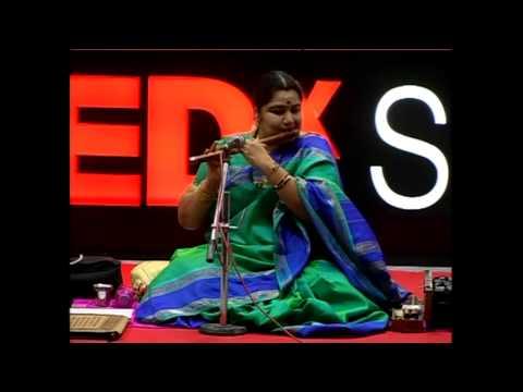 Mesmerizing Melodies: Sikkil Mala Chandrasekhar At TEDxSairam