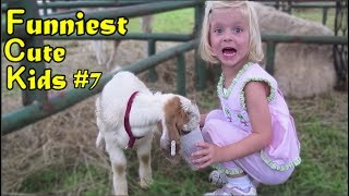 Funny Cute Kids Compilation 2017 (Part 6) | Funniest Kids Bloopers