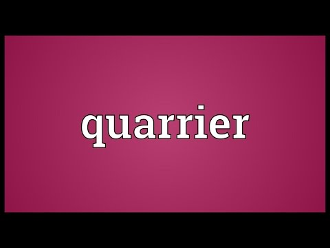 Header of quarrier