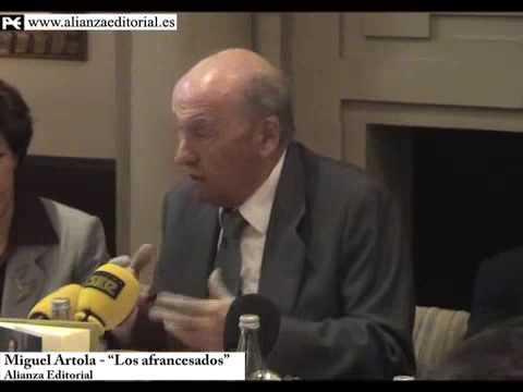 Miguel Artola - Los afrancesados