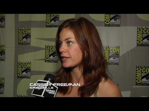 Comic-Con: Smallville: The Final Season