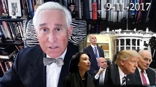 Roger Stone Breaks Info regarding NSA McMaster, Keith Schiller, Gen Kelly Access to POTUS +More 9/11