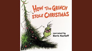 Thurl Ravenscroft Youre A Mean One Mr Grinch