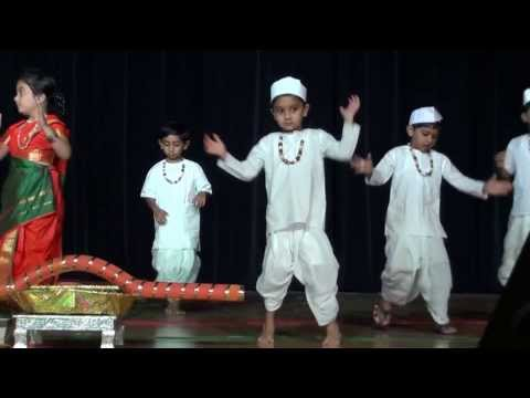 Shaurya Dindi Dance At Rtpmm Ganapati 2013 video