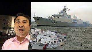 Bãi Tư Chính hải quân quyết ra đòn – Thái Bình Dương hạm đội chờ xuất trận!