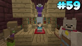 Minecraft Xbox Lets Play - Survival Madness Adventures - Wake Up [59]