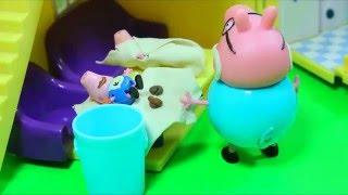 свинка пеппа папа свин трахает маму свинку