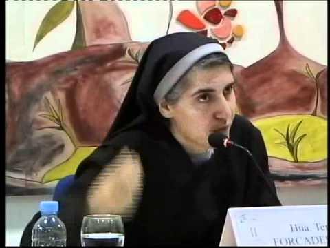Teresa Forcades sobre Santa Gertrudis i Santa Teresa