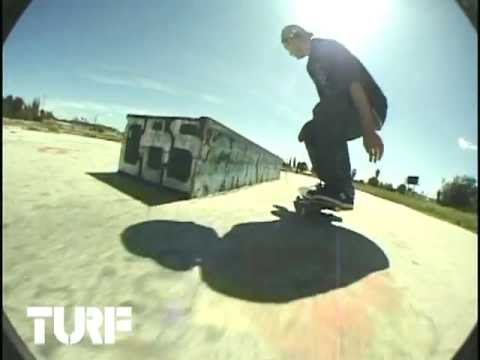 ON THE TURF w/ SAMMY BAPTISTA - SWITCH POP SHUV NOSEGRIND 180 LINE