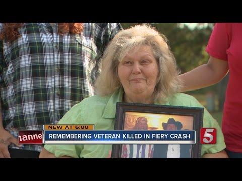 Family Remembers Vet Killed In Fiery Semi Crash