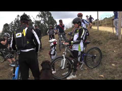 Curso de ciclo montañismo con Mauricio Estrada