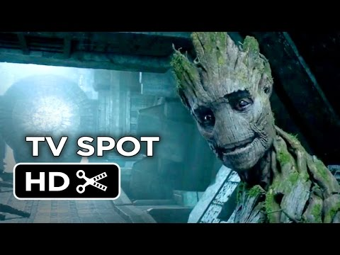 Guardians of the Galaxy Extended TV SPOT - Best Marvel Movie Ever (2014) - Chris Pratt Movie HD