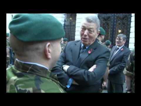 Commando Cops Speed March Through London - PART 2