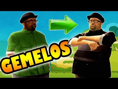 GTA San Andreas El Hermano Gemelo de Smoke Loquendo