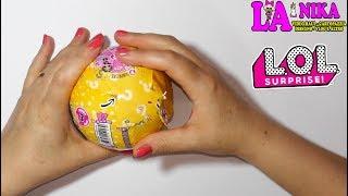 Apro Una LOL Surprise Confetti POP Serie 3 Wave 2 Finalmente l'ho trovata!! By Nika