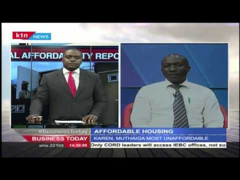 Business Today 25th April 2016: Affordable Housing