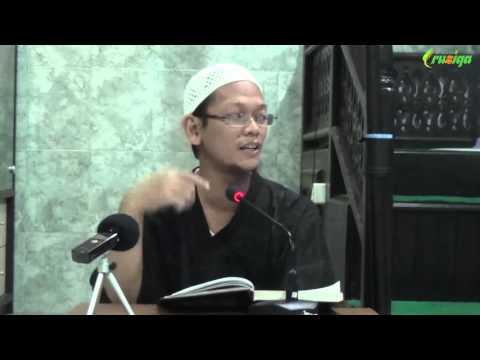 Ust. Nurul Azmi - Umdatul Ahkam (Hadits Ke 11 Dan 12)