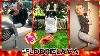 Funniest The Floor Is Lava Challenge Musical.ly Compilation #TheFloorIsLavaChallenge