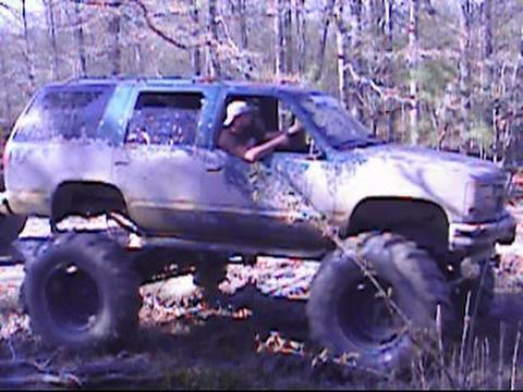 Sabine River Rats Mud Trucks 2 Video