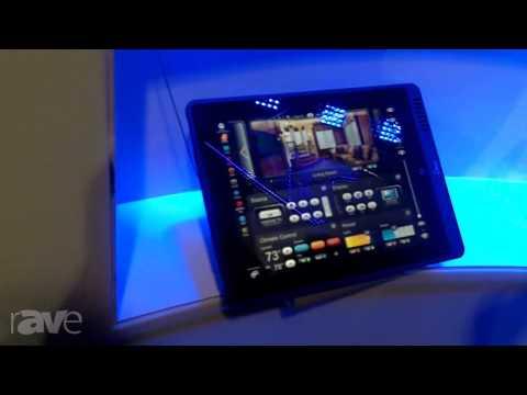 CEDIA 2013: Key Digital Showcases its Compass Control System