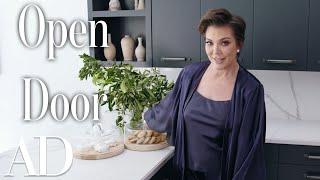 Download Song Inside Kris Jenner's Hidden Hills Home  | Open Door | Architectural Digest Free StafaMp3
