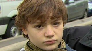 12-year-old Paris attack survivor speaks