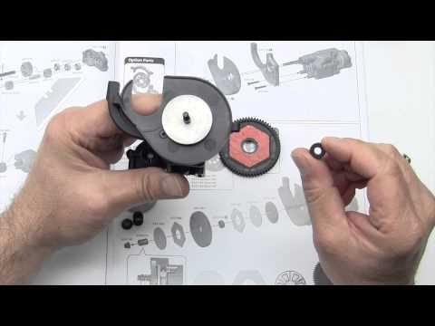 Axial Yeti Build Video #20