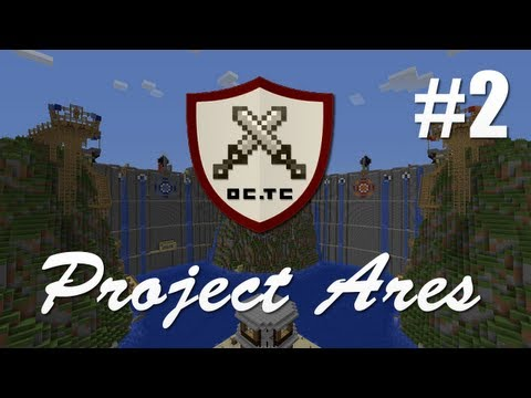 Minecraft: Project Ares - Hot Dam (2:54) | Ep. 2