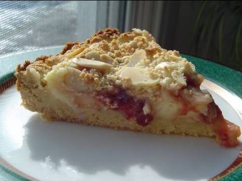 Recipes Using Cake Mixes: #6 Almond-Raspberry Coffee Cake