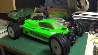 RC Pit Stop - Hobby King BSR BZ-444 Pro 1/10 Buggy Upgrade Tips and First FPV Test Run