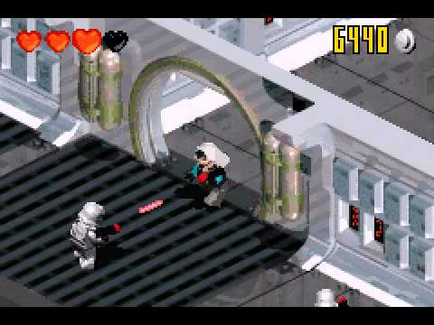 LEGO Star Wars II - The Original Trilogy - RetroGameNinja Plays: LEGO Star Wars II - The Original Trilogy (GBA) - User video