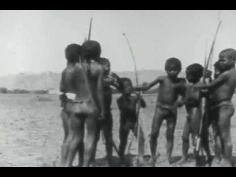 Early Aeta Video Footage, Philippines