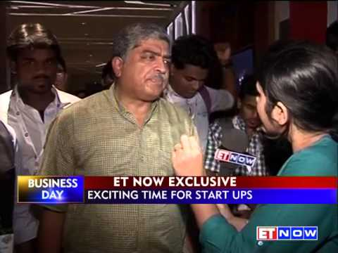 Nandan Nilekani Starts Afresh After General Elections