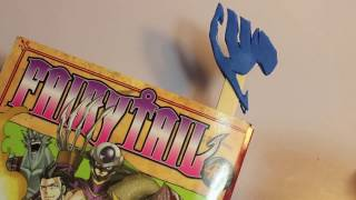 Anime Craft | Fairy tail bookmark