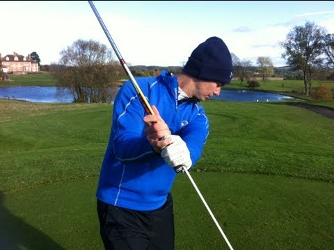 Backswing Drill - Connection and swing Plane