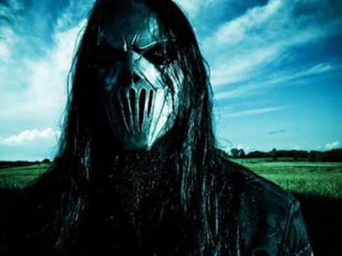 slipknot - 2008 Mick Thomson's New Mask