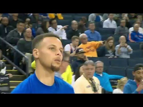New Orleans Pelicans vs Golden State Warriors - March 14, 2016