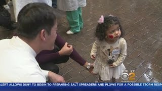 Valentine's Day Party Held For Pediatric Heart Patients