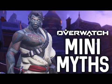 Hanzo's Unstoppable Sonic Arrow (Overwatch Mini-Myth)